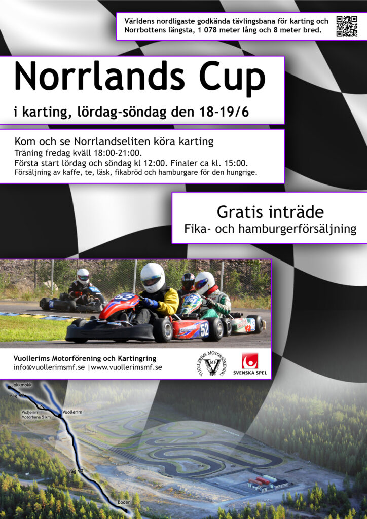 Norrlands Cupaffisch